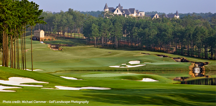 Photo credit: Michael Clemmer - Golf Landscape Photography