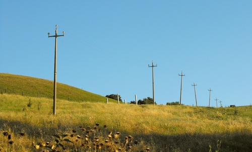 rural powerlines