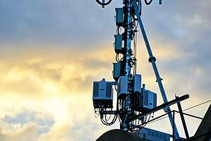 small cell towers