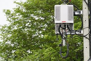 small cell wireless