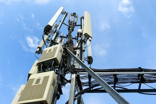 small cell tower