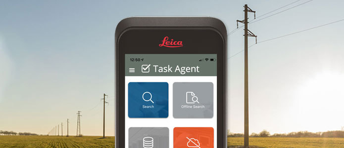 Alden's Task Agent and the Leica BLK3D Handheld Imager
